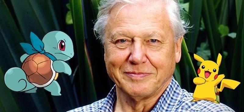A 91 éves David Attenborough szerint még minden oké, 2018-ban is dolgozik, ahogy a csövön kifér
