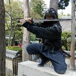 Először adtak diplomát nindzsa szakon Japánban