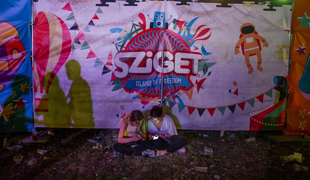 tg.17.08.12. - Sziget 2017 Sziget fesztivál 3. nap