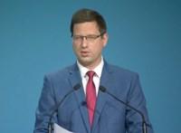 Nem árulta el Gulyás, hogy tesztelték-e a Fidesz-frakciót Becsó Zsolt fertőzöttsége miatt