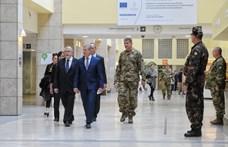 A Honvédkórházban gyógyítanak több sebesült ukrán katonát