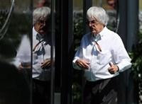 89 évesen ismét apa lett Bernie Ecclestone