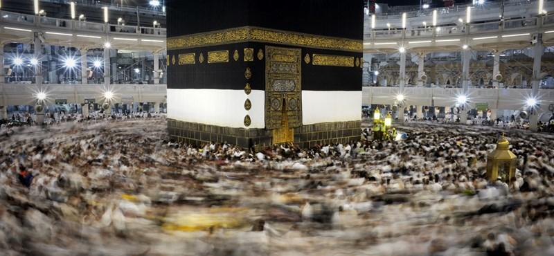 Csak a beoltott zarándokok mehetnek Mekkába