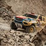 Top 20-ban Szalayék a Dakaron