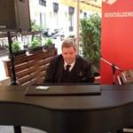 Budapesti luxusszállodában tartotta esküvőjét Schmuck Andor