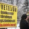 A bankokat segíthették a bíróságok a devizahiteles perekben