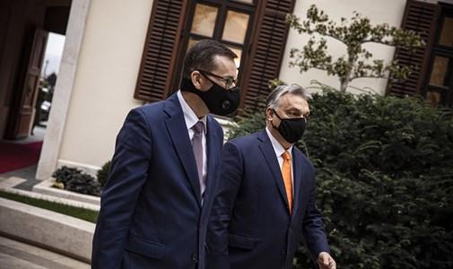 A lengyel kormány már nem akar vétózni, Orbán egyedül maradt az EU ellen
