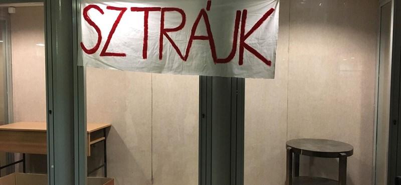 PDSZ: a kormány megsértette a sztrájktörvényt