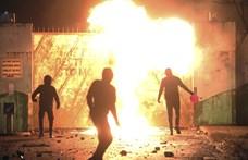 Százéves konfliktusok lángoltak fel a Brexit nyomán Észak-Írországban