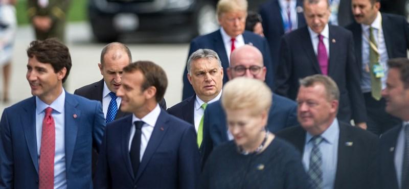 Orbán: A keleti veszély Oroszország, a déli pedig a terrorizmus