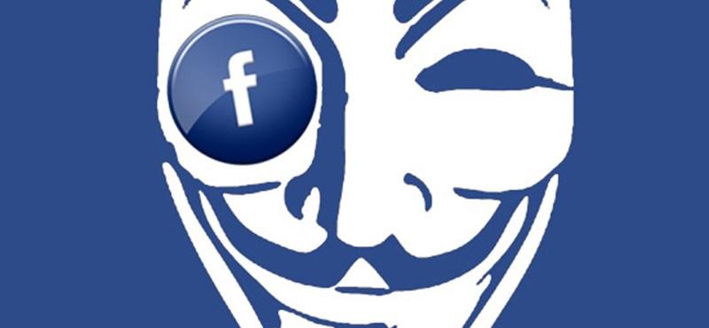 Anonimitás jön a Facebookra
