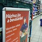 Leállt a Tesco online rendszere, a magyar megrendeléseket is törölték