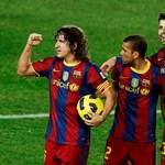 Harmincéves rekordot döntött meg a Barcelona