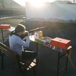 Új idők: lövészklub indul egy székesfehérvári iskolában