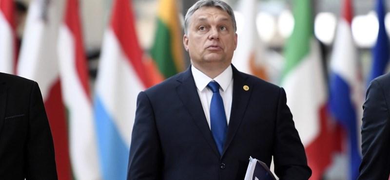 Orbánnak meg kell állítania Brüsszelt, mert határozatot terveznek ellene