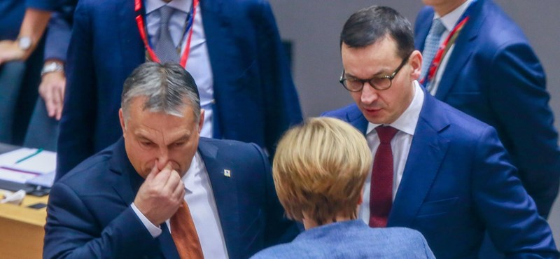 A magyar és a lengyel kormány hajlandó elállni a vétótól