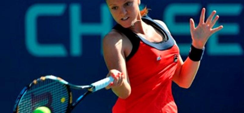 Szávay párosban is búcsúzott a Roland Garrostól
