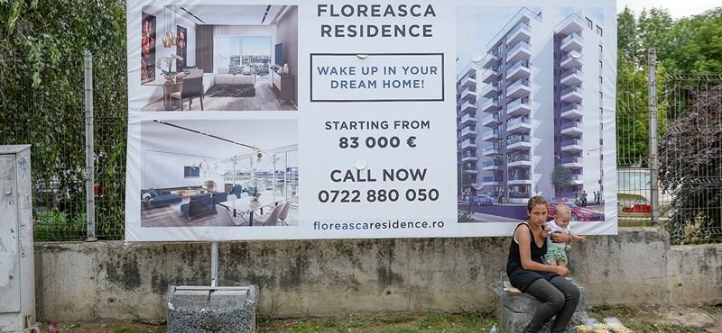 Keresztbe tesznek a befektetői célú lakásvásárlásnak a szomszédban