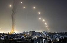 Rakétaesőt zúdított a Hamász Tel-Avivra