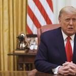 Trump: Egyértelműen elítélem az erőszakot, amelynek a múlt héten lehettünk tanúi