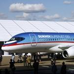 Sok a baj az orosz SuperJetekkel – ilyen gép járt szerencsétlenül Moszkvában