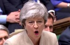 Theresa May vagánykodik