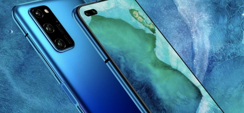 The new Honor phone with a powerful processor from Huawei may come out in May