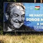 Soros György nem jön Magyarországra, amíg Orbán Viktor a miniszterelnök