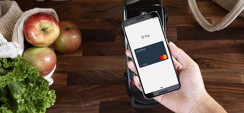 Magyarországon elsőként: elindult a Google Pay a K&H Banknál