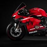 Mindent maga mögé utasít a Ducati legújabb közúti sportmotorja