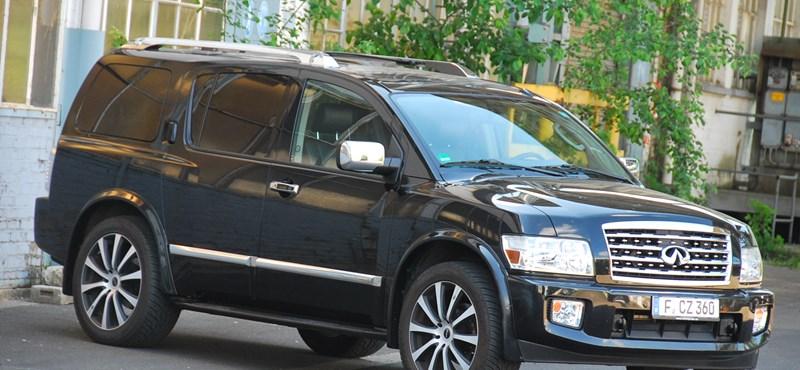A legmegbízhatóbb luxus terepjárók Amerikában