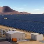 Napelemes árrekord: Hét forintért termelik a kilowattórákat