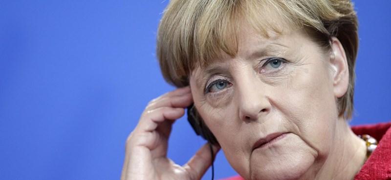 Felbolygatta a közvéleményt Merkel tévés interjúja