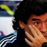 Fehérorosz klub elnöke lesz Maradona