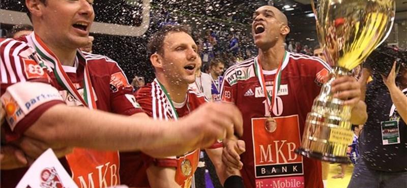 Férfi kézilabda MK: a Veszprém győzött