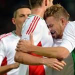 Magyarország-Törökország 3-1