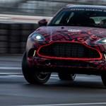 550 lóerővel üvölt majd az első Aston Martin szabadidő-autó