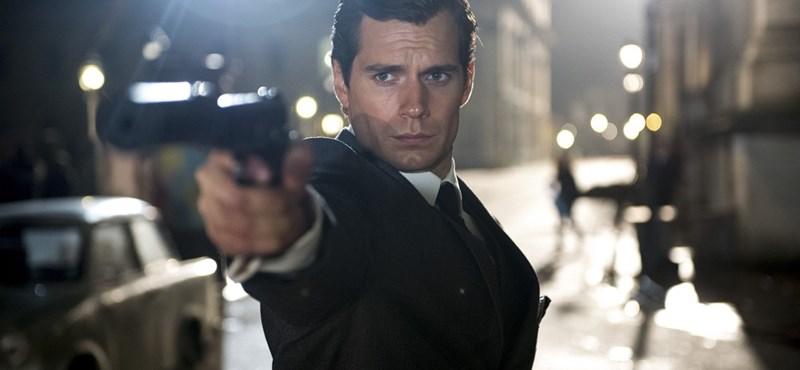 Henry Cavill túlságosan husi volt James Bond szerepéhez