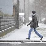Havazik Budapesten, egész nap várhatók további záporok
