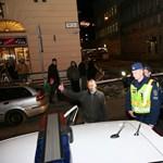 Őrizetbe vették a 4K! NAV-iroda előtt füvező elnökét