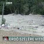 Hulladékbotrány Kaposváron: Erdőben kötött ki a színházból kihordott sitt