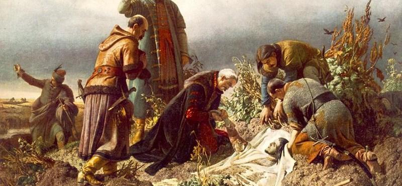 Hogyan halt meg Mohács mezején Lajos király?