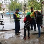 Lógós diákokra utazott a rendőrség Nyíregyházán