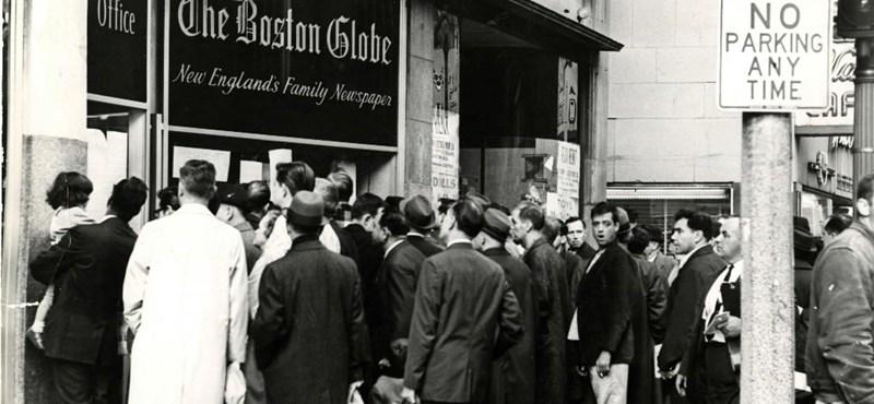 Kennedy-gyilkosság: előkerült egy elveszettnek hitt hangfelvétel