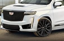 Amerikai csúcsterepjáró: magyar tuningot kapott a vadonatúj Cadillac Escalade