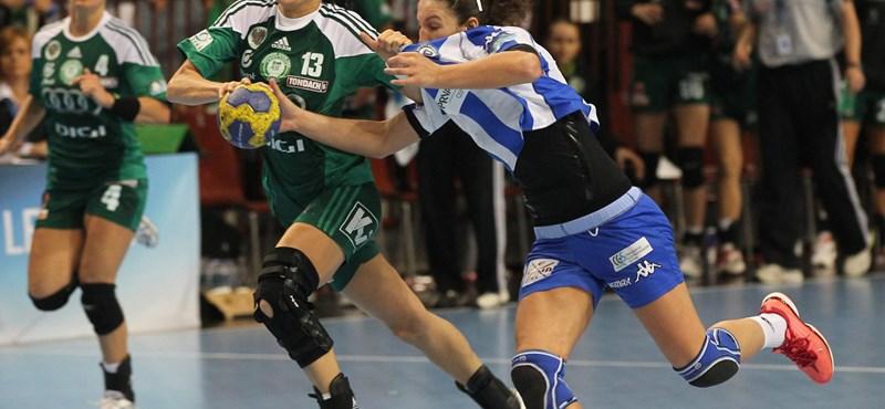 Megnyerheti a Győr és a Fradi is – mondja a BL-győztes edző