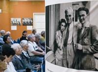 Idős holokauszttúlélők találtak újra egymásra egy budapesti találkozón – videó
