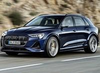 Magyarországon az 500 lóerős új elektromos Audi