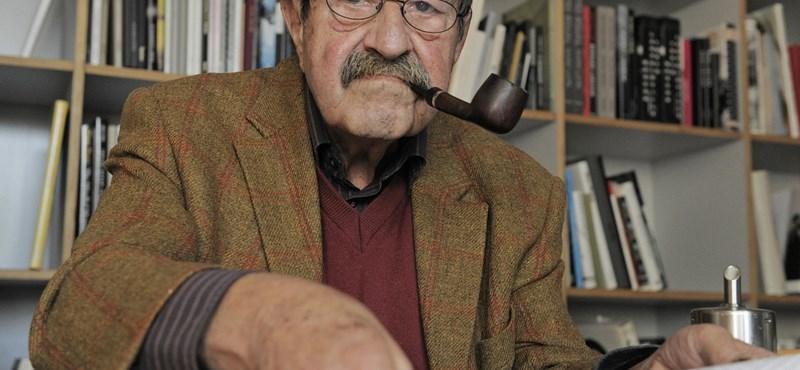 """Günter Grass nem antiszemita"""