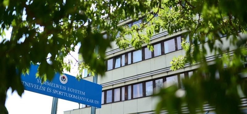 Kormányzati támogatás nélkül csődbe mehet a Testnevelési Egyetem?